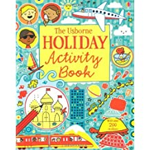 Holiday Activity Book (Usborne Activities) by Rebecca Gilpin (2012-05-01)