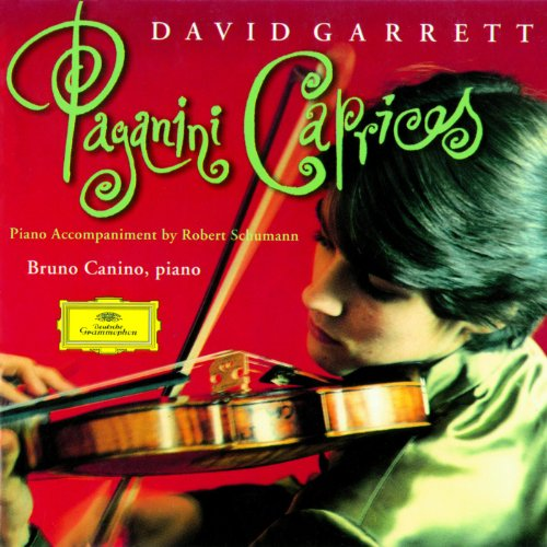 Paganini: Caprices for Violin,...