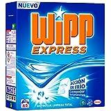 Wipp Express Azul Detergente para Ropa en Polvo - 65 Dosis