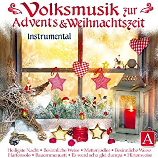Volksmusik zur Advents- und Weihnachtszeit - A