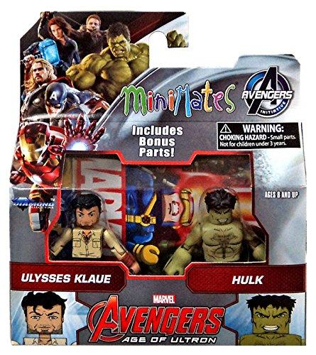 Action- & Spielfiguren Marvel Minimates Tru Spielsachen R Us Iron Man 3 Film Tony Stark