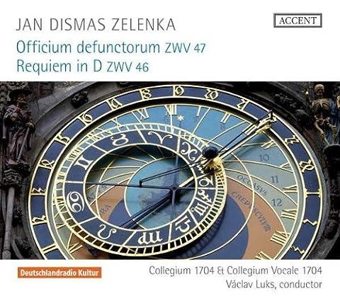 Officium Defunctorum, Zwv 47 - Requiem, Zwv