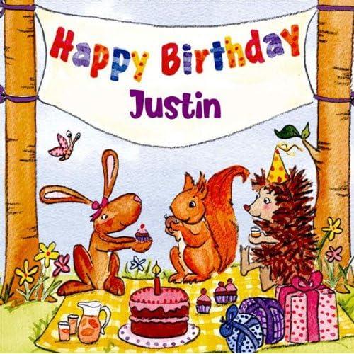 Happy Birthday Justin Von The Birthday Bunch Bei Amazon Music