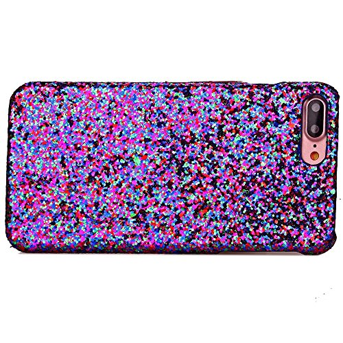 iPhone Case Cover IPhone 7 plus Argument CoverColorful Blink-Muster-harte rückseitige Abdeckung für Apple IPhone 7 plus 5,5 Zoll ( Color : 6 , Size : IPhone 7 Plus ) 5