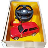 1:12 R/C CAR WITH STEERING LIGHT AND MUSIC CHARGER 10-5005-1
