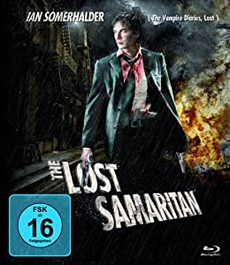 The Lost Samaritan [Blu-ray]