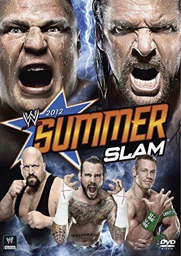WWE: SummerSlam 2012 by Various - Dvd-2012 Wwe