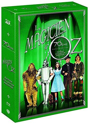 le-magicien-doz-dition-70me-anniversaire-limite-blu-ray-3d-blu-ray-goodies
