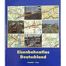 Eisenbahnatlas Deutschland 2002