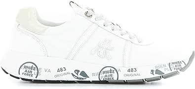 PREMIATA Sneakers Donna MATTEWD3877 Pelle Bianco