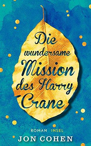 Buchseite und Rezensionen zu 'Die wundersame Mission des Harry Crane' von Jon Cohen