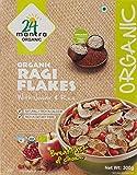 #3: 24 Mantra Organic Ragi Flakes, 300g