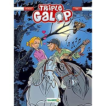 Triple galop - Tome 07