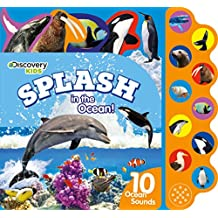 Discovery Kids Splash in the Ocean!: With Sound Buttons (10 Button Sound Book)