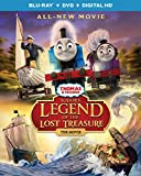 Thomas & Friends: Sodor's Legend of Lost Treasure [USA] [Blu-ray]