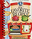 My Favorite Recipes: A Create-Your-Own Cookbook! (Everyday Cookbook Collection)