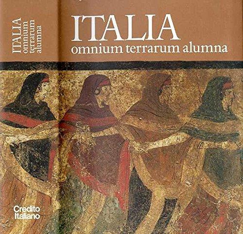 Italia Omnium Terrarum Alumna. La Civilta' dei Veneti, Reti, Liguri, Celti, Piceni, Umbri, Latini, Campani e Japigi.