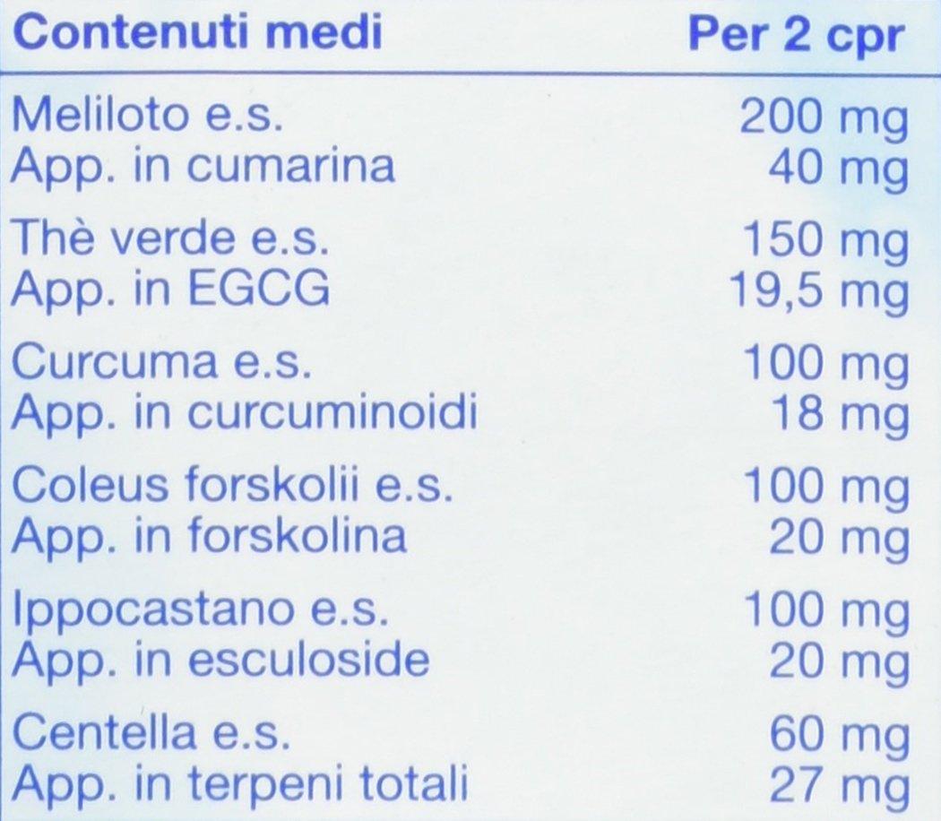 Chefaro Pharma Gold Advance Integratore Alimentare Cellulase, 40 Compresse Multistrato 2 spesavip