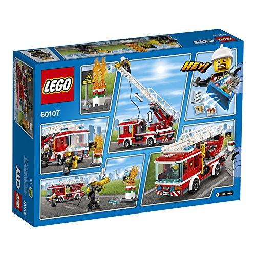 Lego Fire Truck, Multi Color