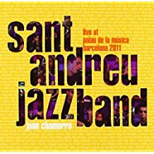 Jazzing 3 - Live Palau Musica Barcelona By Sant Andreu Jazz Band (0001-01-01)