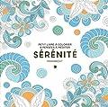 Le petit livre de coloriage - Sérénité