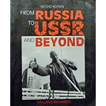 From Russia to USSR and Beyond by Janet G. Vaillant (1992-07-30)