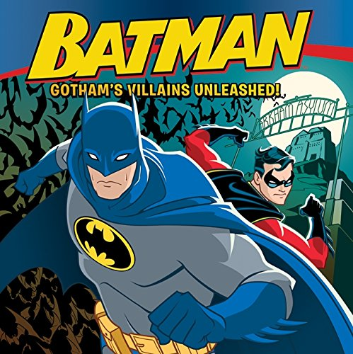 Batman Classic: Gotham's Villains Unleashed!