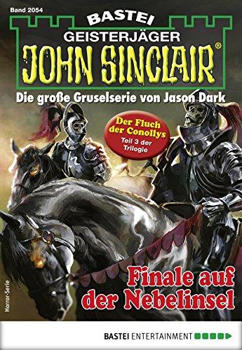 John Sinclair 2054 Horror-Serie: