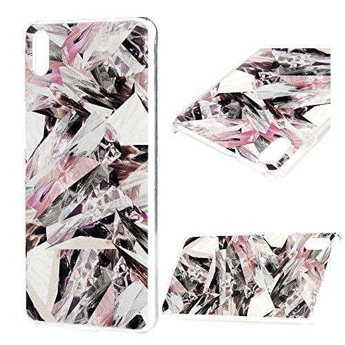 bq-aquaris-x5-funda-cubierta-lanveni-carcasa-rigida-pc-ultra-delgada-para-bq-aquaris-x5-transparente