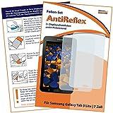 2x mumbi Displayschutzfolie für Samsung Galaxy Tab 3 7.0 Lite (7 Zoll) Schutzfolie AntiReflex matt (nur Tab 3 T110 OHNE Telefonfunktion)
