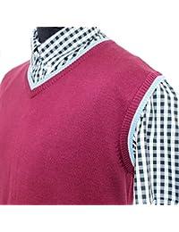 Suchergebnis auf Amazon.de für  herren - Rot   Pullunder   Pullover ... adb4960330