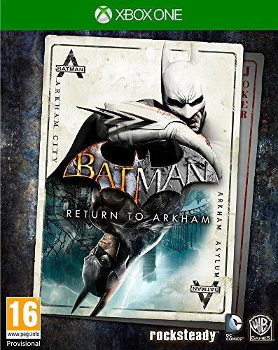 Batman, Return to Arkham Xbox One (Arkham City Asylum)