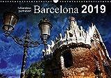 Barcelona (Wandkalender 2019 DIN A3 quer): K?nstlerisch verfremdete Ansichten der Stadt Barcelona (Monatskalender, 14 Seiten )