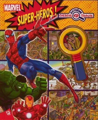Marvel super-héros !