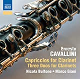 Cavallini: 30 Capriccios for Clarinet - 3 Duos