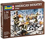 Revell - 02599 - Figurine - Infanterie US - WWII