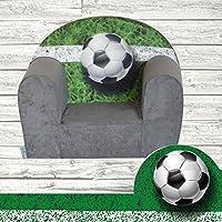 "Kindersessel ""MINI"" Football W387_03 FORTISLINE preisvergleich bei kinderzimmerdekopreise.eu"