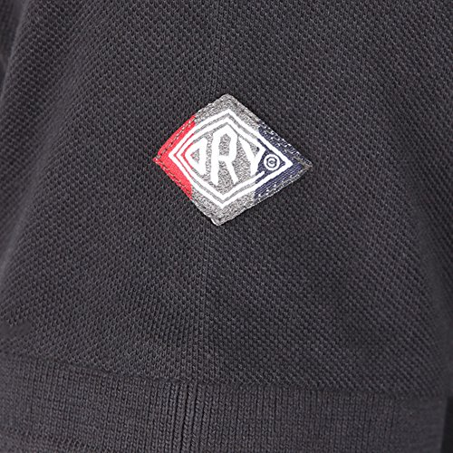 Superdry Herren Poloshirt Classic Pique S/S Polo Blau