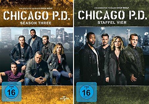 Staffel 3+4 (12 DVDs)