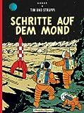 Tim und Struppi, Carlsen Comics, Neuausgabe, Bd.16, Schritte auf dem Mond (Tim & Struppi, Band 16) - Hergé