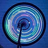 Fahrradspeichen Lampe Fahrradlicht für Reitzubehör