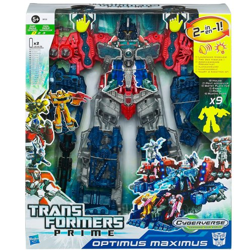 Hasbro 38152148 Transformers Cyberverse Optimus Maximus