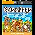 Jokes for Kids: Cat & Dog Jokes!: Funny Jokes for Kids - Cat Jokes - Dog Jokes