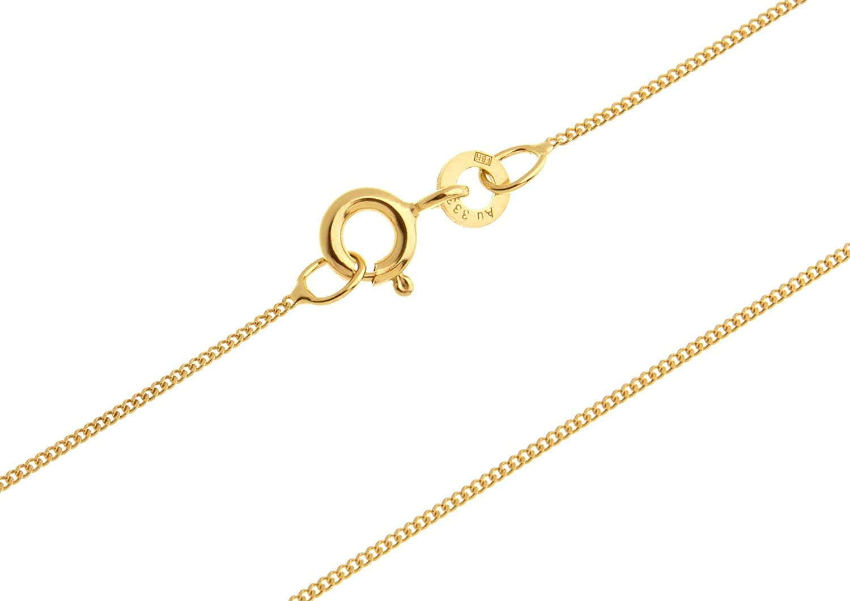 Goldkette damen 333 60 cm