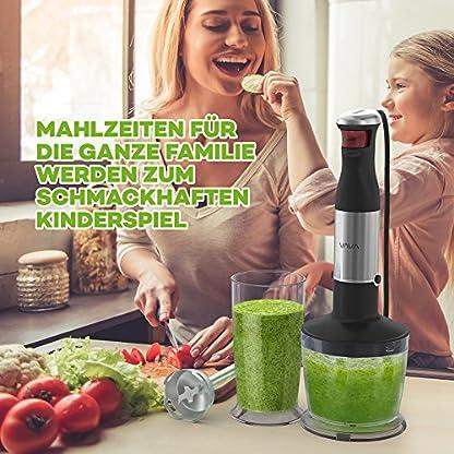 Stabmixer-3-in-1-Multifunktioneller-VAVA-Mixer-800W-mit-5-Geschwindigkeitsstufen-aus-Edelstahl-Splmaschinenfest-fr-Babynahrung-Suppen-Saft