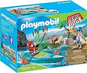 Playmobil FamilyFun 70035 Set de Juguetes - Sets de Juguetes (Acción / Aventura, 5 año(s), Niño/niña, Interior,, 195 mm)
