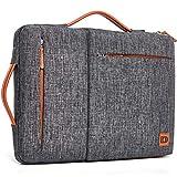 DOMISO 10 Zoll Tablet Tasche Wasserdicht Laptop Hülle Sleeve Case Notebook Schutzhülle für 9.7'10.5' 11' iPad Pro/10.5' iPad Air/Surface Go 2018/Samsung Galaxy Tab S3 S4/Lenovo Ideapad D330,Dunkelgrau