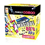 Topi Games - FAM - MU - 349001 - Family Quizz Musique - Le Jeu des Fans des 80's Et 90's...