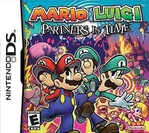 Mario & Luigi - Les frères du temps
