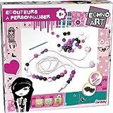 Lansay - 35003 - Kit de Loisirs créatifs - Techno Art Ecouteur